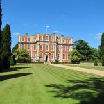 Chicheley Hall, Milton Keynes