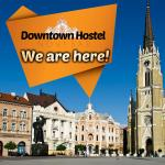 Downtown Hostel Novi Sad,  Novi Sad