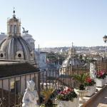 Hotel Pace Helvezia, Rome