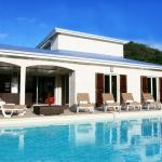 Villa Tropic,  Anse Marcel