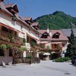 Hotel Pictures: Annexe de L'Hotel de la Poste, Corps
