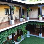Hotel El Virrey, Antigua Guatemala