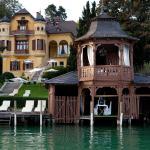 酒店图片: Schlossvilla Miralago, 沃尔特湖畔佩莎赫
