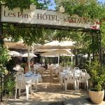 hotel restaurant les pins, Sillans-la Cascade