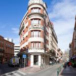 Hotel Ours Blanc - Wilson, Toulouse