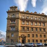 Riverside Apartment, Prague