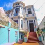 Nómada Eco-Hostel, Valparaíso