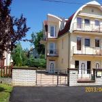 Márta Apartments House, Zalakaros