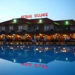 Eftalia Holiday Village, Avsallar