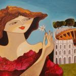 La Duchessa a Roma, Rome