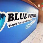 Blue Pepper Hostel & Bar, Guadalajara