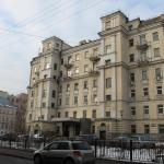 Hotel on Chistye Prudy, Moscow