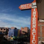 Hostal Internacional, La Paz