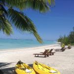 Hotel Pictures: Aitutaki Seaside Lodges, Arutanga