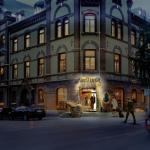 Stora Hotellet, Umeå