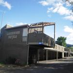 Larchwood Motel,  Hanmer Springs