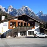 Casa Orsingher,  San Martino di Castrozza