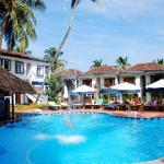 Santana Beach Resort, Candolim