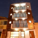 Hotel Esmeralda,  Iquique