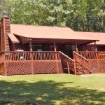 Bearadise Retreat Cabin, Ellijay