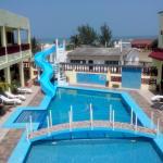 Hotel Playa y Restaurante Juan el Pescador en Tecolutla, Tecolutla