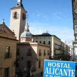 Hostal Alicante, Madrid