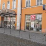 Hotel im Bahnhof, Passau