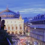 Edouard 7 Paris Opéra, Paris