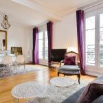 Squarebreak - Apartment close to the Sacré Coeur, Paris
