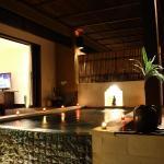 The Sandi Phala Beach Resort and Ma Joly Restaurant, Kuta