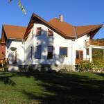 Casa Lacul Mierlei, Sovata