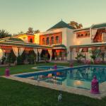Villa Des Ambassadors,  Rabat