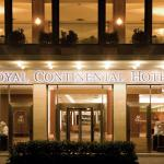 Hotel Royal Continental,  Naples