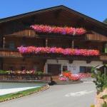 Fotos del hotel: Appartement Rossalm mit Sauna für 6-9 Personen, Alpbach