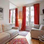 Lombards Apartment, Paris