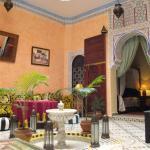 Riad Idrissi, Meknès