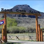 Rand Creek Ranch,  Wapiti