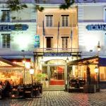 Hotel De L'univers, Saint Malo