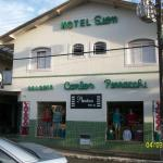 Hotel Sion, Monte Sião