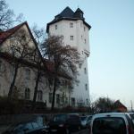 Ferienwohnung am KunstTurm, Weimar