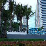 The Ralaxing Room at Lumpini Park Beach Jomtien Condominium.,  Jomtien Beach