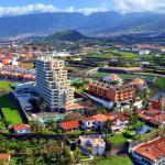 Hotel Pictures: Hotel Panoramica Garden, Los Realejos