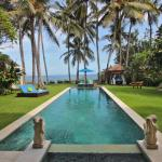 Villa Samudra Luxury Beachfront, Ketewel