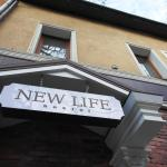 New Life Hostel, Odessa