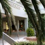 Hotel Antonios, Olympia