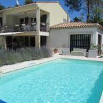 Hotel Pictures: La Villa Maoré, Nans-les-Pins