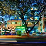 Bamboo Green Riverside Hotel, Da Nang