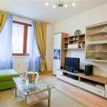 Apartment Smichov,  Prague