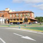 Hotel Pictures: Hostal El Botero, Monreal del Campo