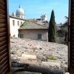 Casa Fulvia, Santa Maria degli Angeli